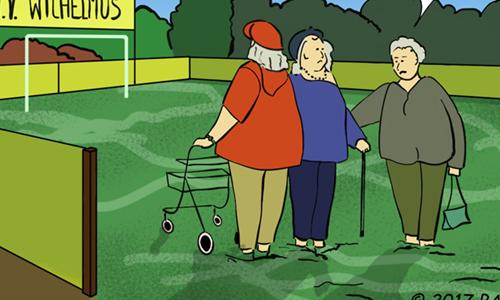 Informatievoorziening ouderen