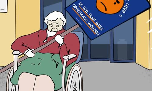 Grote groei eenzaamheid onder ouderen