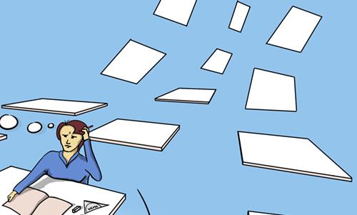 De eindexamens gaan weer beginnen