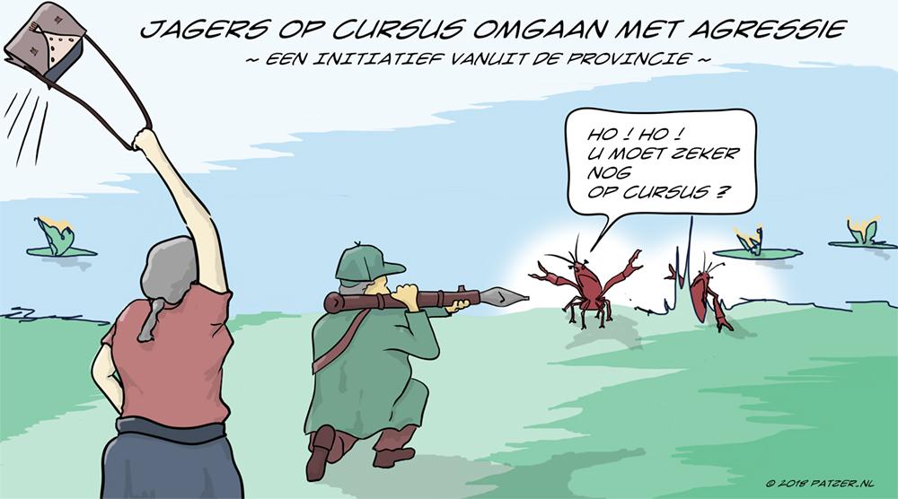 agressietraining voor jagers_1000