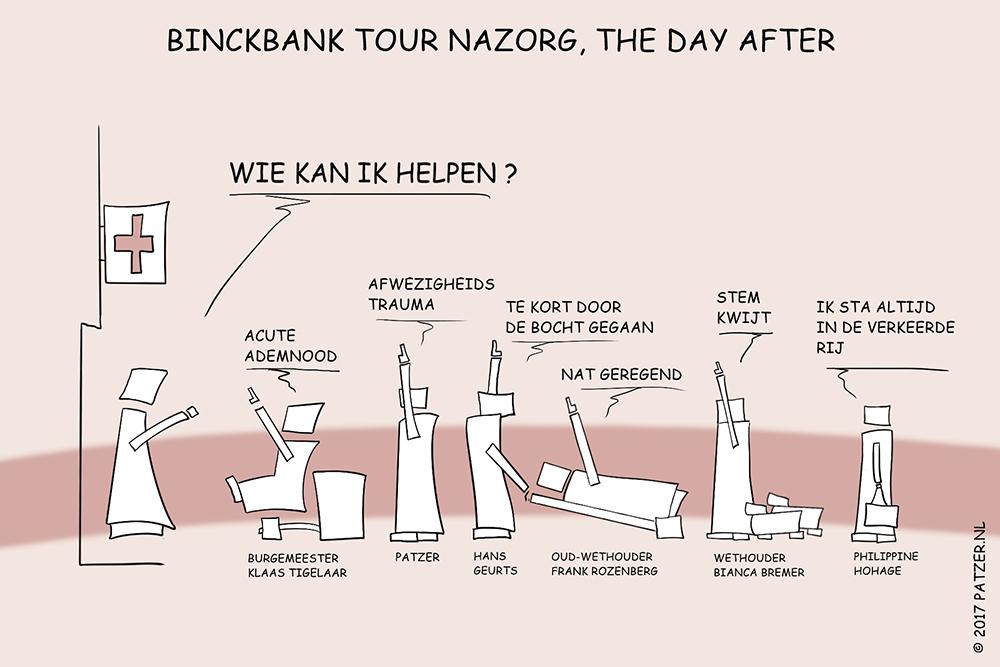 Nazorg BinckBank Tour