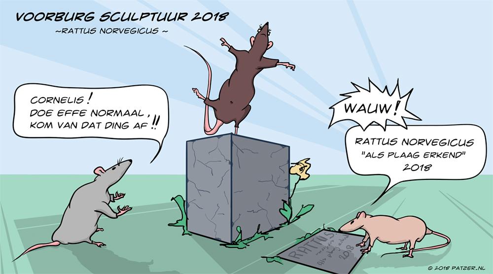 Voorburg Sculptuur 2018